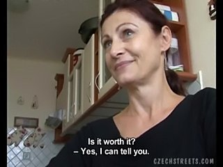 Amateur Blowjob European Kitchen Mature