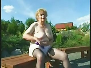 Amateur Outdoor Public  Stockings