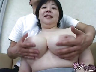 Asian Big Tits Chubby Japanese Natural Old And Young