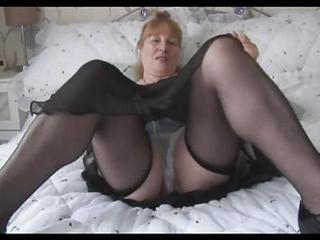 Amateur Homemade Lingerie Panty Stockings Stripper