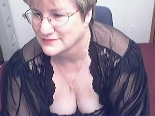Glasses Lingerie Webcam