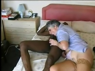 Amateur Big Cock Blowjob Homemade Interracial