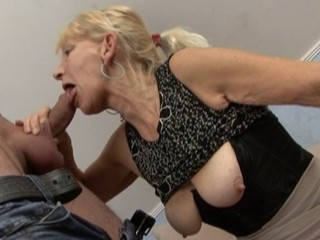 Blowjob European German Nipples