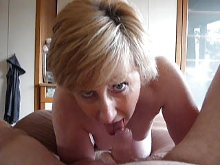 Amateur Blowjob Homemade Mature Pov