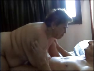 Amateur  European French Homemade Older Wife
