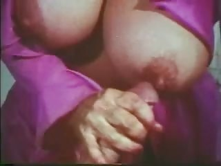 Big Tits Handjob Natural Nipples Vintage