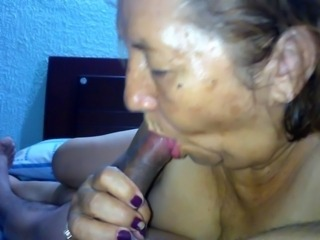 Amateur Blowjob Homemade Wife