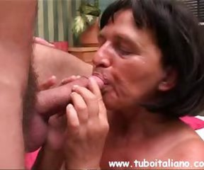 Blowjob European Italian