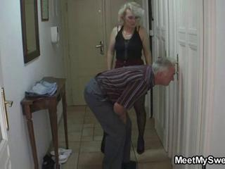 Family Older Voyeur Wife