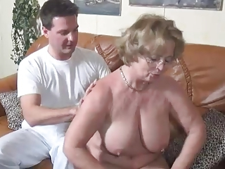 Big Tits Chubby Glasses Mom Natural Old And Young