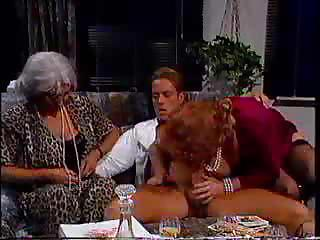 Blowjob Family Old And Young Threesome Vintage