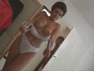 Lingerie Mature Mom Stripper Voyeur