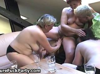 Chubby Drunk Groupsex Old And Young