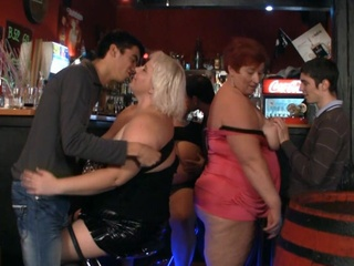 Groupsex Old And Young Orgy