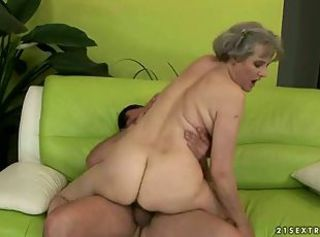Ass Mom Old And Young Riding