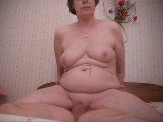 Amateur British Chubby European Riding