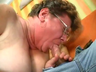 Blowjob Chubby Glasses Small Cock