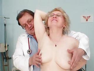 Doctor Glasses Nipples Older