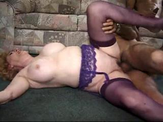Big Tits Chubby Hardcore Interracial Pornstar Stockings