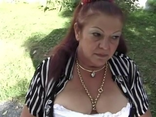Big Tits European French Lesbian Old And Young Outdoor