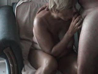 Amateur Blowjob Chubby Homemade Wife