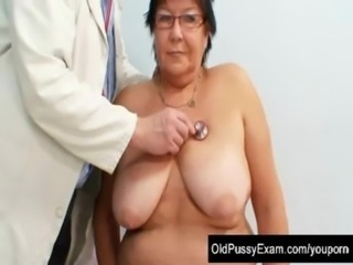 Big Tits Chubby Doctor Natural