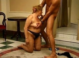 Blowjob Chubby European German Mom Old And Young