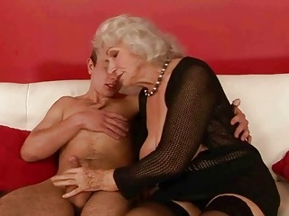 Handjob Mom Old And Young Small Cock