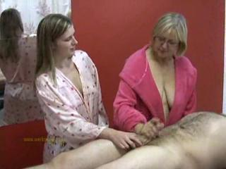 Amateur  Handjob Mature Mom Old And Young