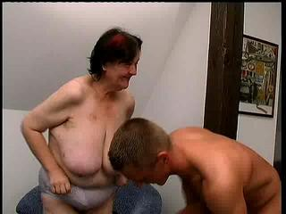 Big Tits Mom Natural Old And Young Panty