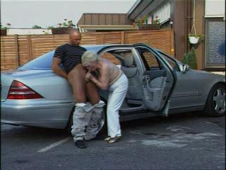 Blowjob Car Old And Young Outdoor