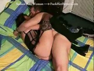 European French Hardcore Lingerie Mom Old And Young Stockings
