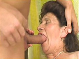 Blowjob Brunette Old And Young