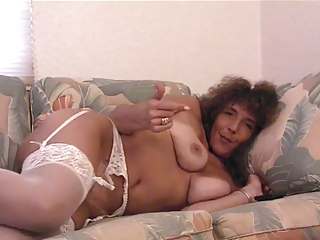 Mature  Stockings Webcam