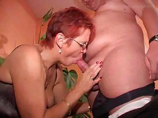 Blowjob Glasses Redhead Small Cock