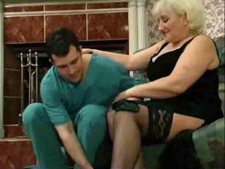 Doctor Mom Old And Young Stockings