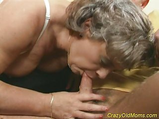Blowjob Mature Mom Small Cock