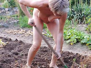 Amateur Nudist Outdoor  Wife