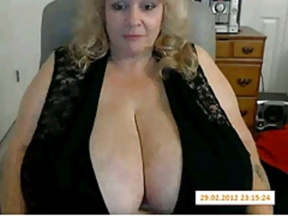 Big Tits Solo Webcam