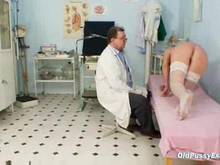 Doctor Older Stockings