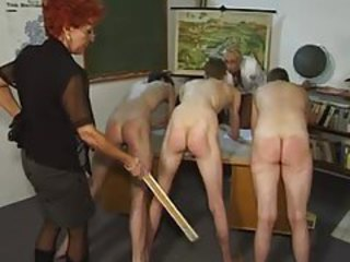 Mature Spanking Teacher
