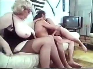 Big Tits European Family German Natural Old And Young  Stockings Threesome