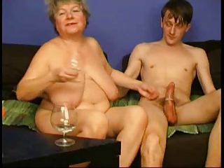 Amateur  Big Tits Drunk Mom Natural Old And Young