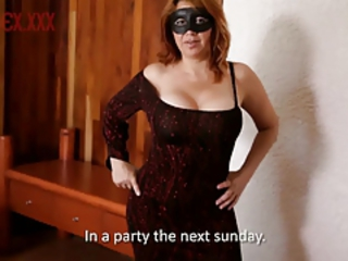 Latina Mature Party