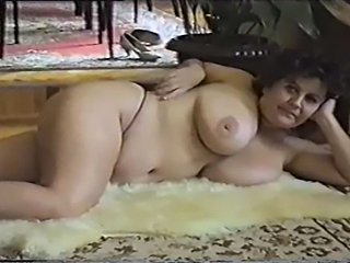Amateur Big Tits Chubby Mature Natural Nudist Wife