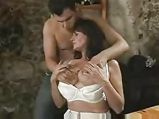 Big Tits Brunette Lingerie Old And Young Pornstar Vintage