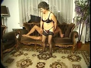 Lingerie Old And Young Stockings