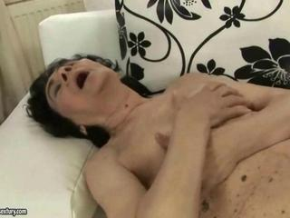 Lesbian Old And Young Orgasm
