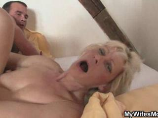 Hardcore Mom Old And Young Orgasm
