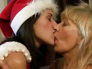 Fantasy Kissing Lesbian Old And Young